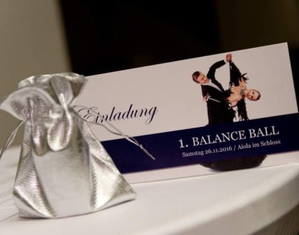 1. BALANCE Ball – Die Fotos