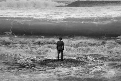 Unsicherheit und Angst
