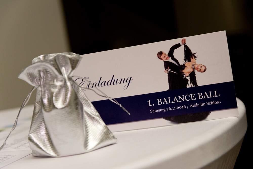 1. BALANCE Ball – Die Fotos