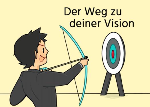 Der Weg zu deiner Vision - Videokurs